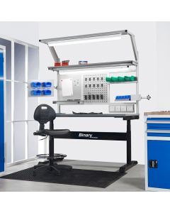 Binary Electric Height Adjustable Workbenches