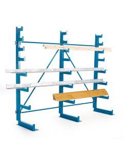 Cantilever Racking Parallel & Tapered Arms
