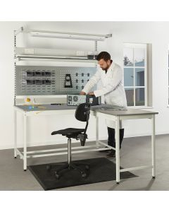 Square Tube ESD Workbench
