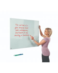 Write On Glass Magnetic Whiteboards