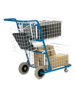 Mail Distribution Trolleys
