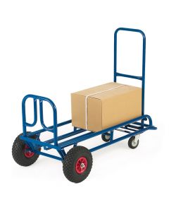 Two Way Cargo Truck