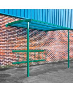 Wall Mounted Cycle Shelters